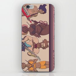 Live at the Manticore iPhone Skin