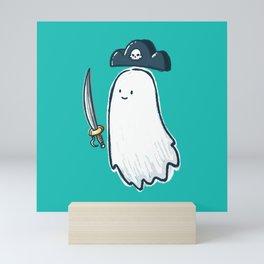 Pirate Ghost Mini Art Print