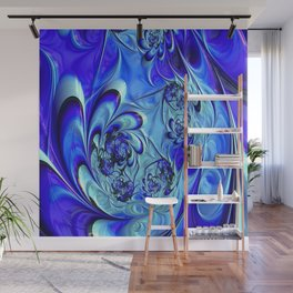 Aquamarine Wall Mural