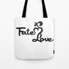 Fate Love Tote Bag