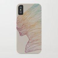 huebucket iPhone & iPod Cases featuring FADE by Huebucket