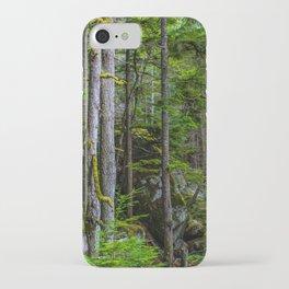 Squamish I iPhone Case