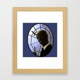 the Gentleman Framed Art Print