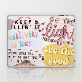 Pink Mood Laptop & iPad Skin