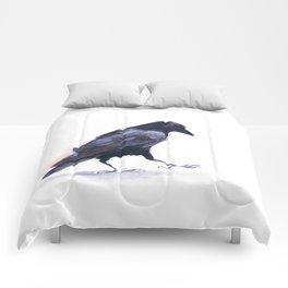 Crow #2 Comforters