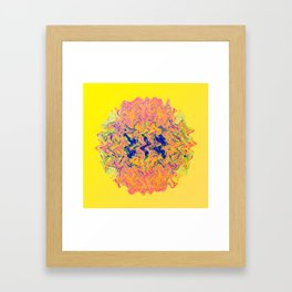 Synthesia Framed Art Print