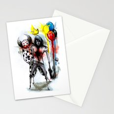 Clown Fun Stationery Cards