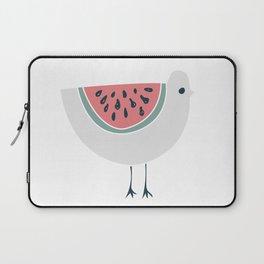 WATERMELON BIRD Laptop Sleeve