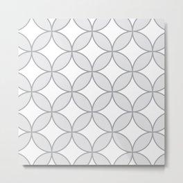 Circles Circles Metal Print