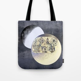Kepler and his machinations Tote Bag