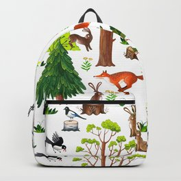 Forest Life Backpack