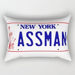 New York Assman Rectangular Pillow