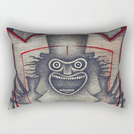 The Babadook VARIANT BLUE Rectangular Pillow