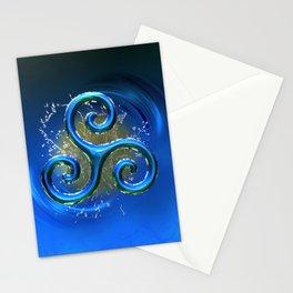 Sacred Geometry - Trinity 07 Stationery Cards