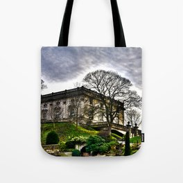 Nottingham Castle Tote Bag