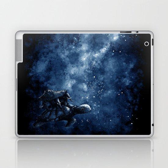 Cosmic Turtle Laptop & iPad Skin