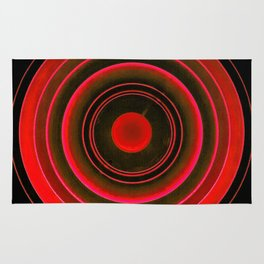 Red Zone Rug