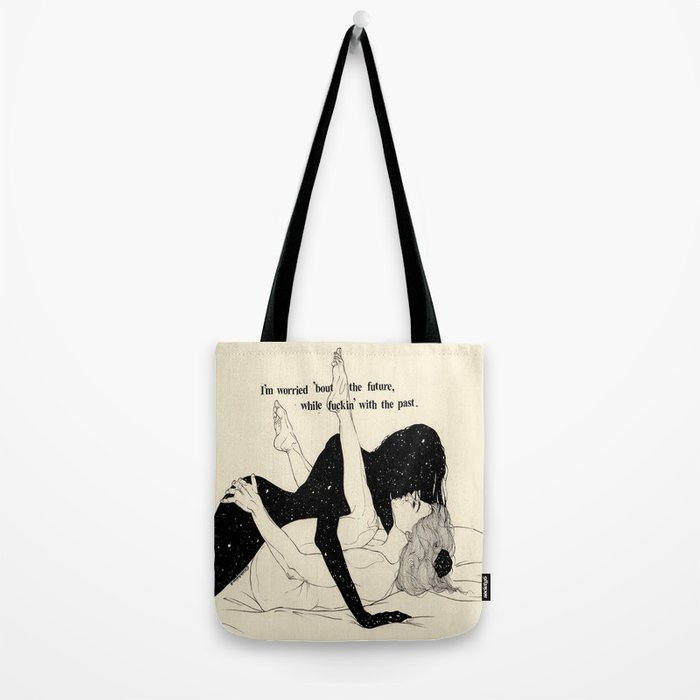 Alright,Alright (LOVE SERIES) Tote Bag