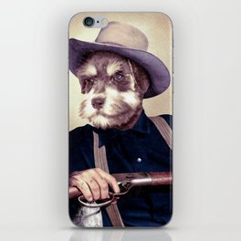 Wayne Dog iPhone Skin