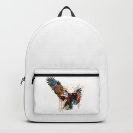 Free and Deadly Eagle Backpack