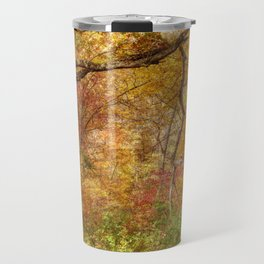 Autumn Forest Travel Mug