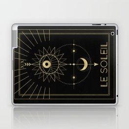 Le Soleil or The Sun Laptop & iPad Skin