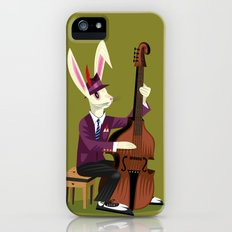 The Jazz Bunny iPhone (5, 5s) Slim Case