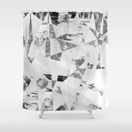 sligra nr01 Shower Curtain