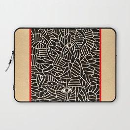 - in the summer garden : contemplation - Laptop Sleeve