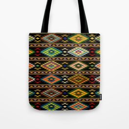 American Indian seamless pattern Tote Bag