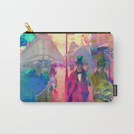 Watercolour Showers Carry-All Pouch