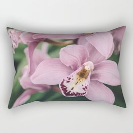 Orchid cascase Rectangular Pillow