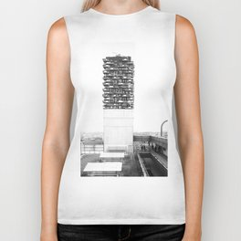 Architecture of Impossible_Spread Pavia Biker Tank