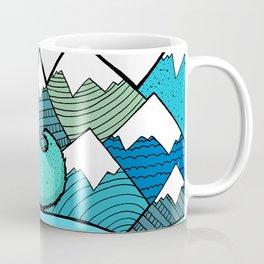 Blue Beard Coffee Mug