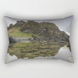 Dunluce Castle Rectangular Pillow