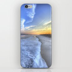 Atlantic Sunset iPhone Skin