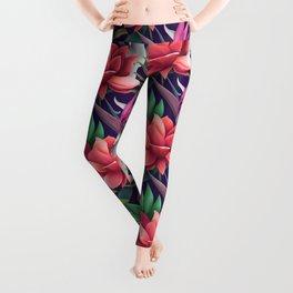 The Enchanted Lotus Leggings