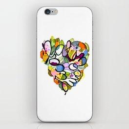 Latinoamérica LOVE iPhone Skin