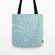 Merry Berries Tote Bag