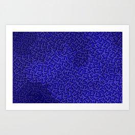 Texture  1 Art Print