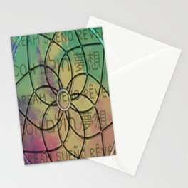 Dreaming of Languages Stationery Cards