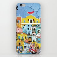 mexico iPhone & iPod Skins featuring Mexico by Francesca Sacco