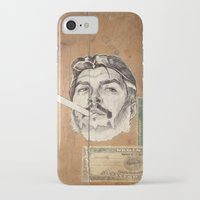 che iPhone & iPod Cases featuring Che by Jason Ratliff