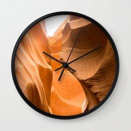 Canyon Color Wall Clock