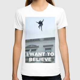I Want to Believe in Sherlock Holmes T-shirt