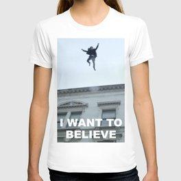 I Want to Believe in Sherlock Holmes T-shirt