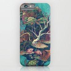 Coral Communities Slim Case iPhone 6