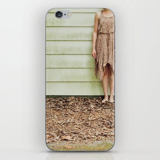 Threadbare iPhone & iPod Skin