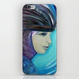 SHE Warrior iPhone Skin