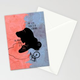 The More There is Of Love Stationery Cards
